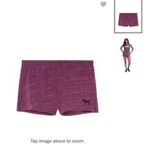 VS Pink Collegiate Shorts NWT